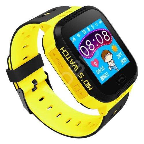SmartWatch Phone Go - recenzja zegarka dla dzeci