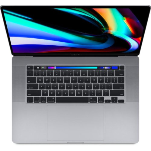 Laptop MacBook Pro with Touch Bar: 16-inch 2.3GHz 8-core 9th-generation Intel Core i9 processor, 1TB - Silver