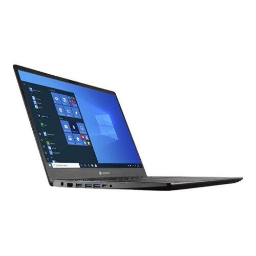 Ciemnoniebieski laptop Toshiba Dynabook Satellite Pro L50-G-13M