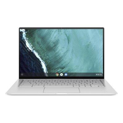Laptop ASUS Chromebook Flip C434   Core™ m3-8100Y   128 GB   8 GB ChromeOS srebrny