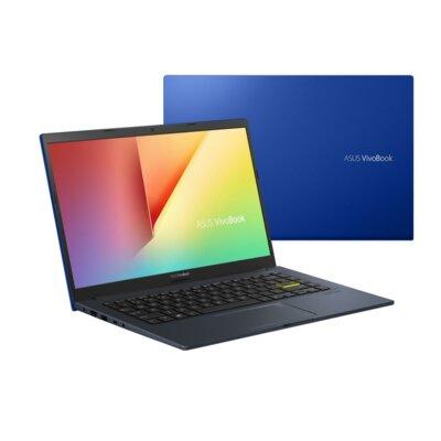 Laptop ASUS VivoBook 14 X413 | Core™ i5-1035G1 | 512 GB | 8 GB Win10 Home granatowy