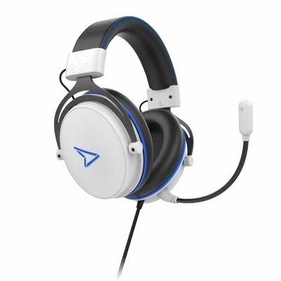 Zestaw słuchawkowy STEELPLAY HP52 Biały Przewodowy