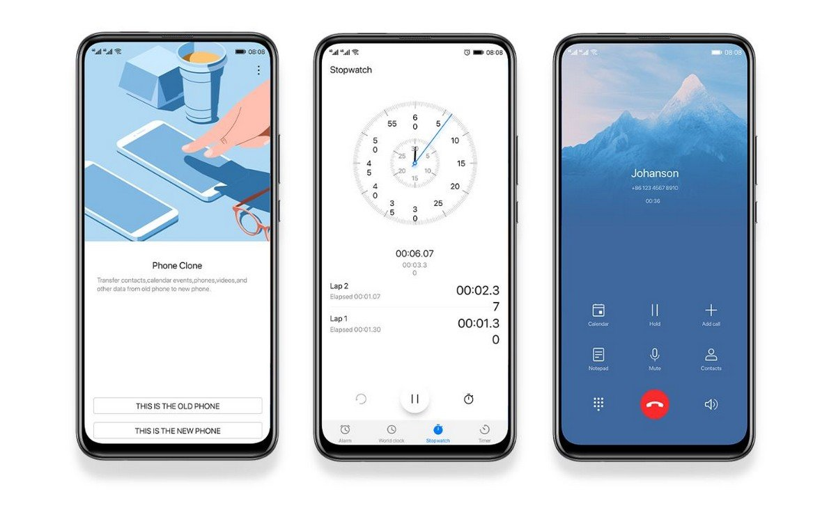 Smartfon HUAWEI P smart Z Midnight Black. EMUI 9.0.