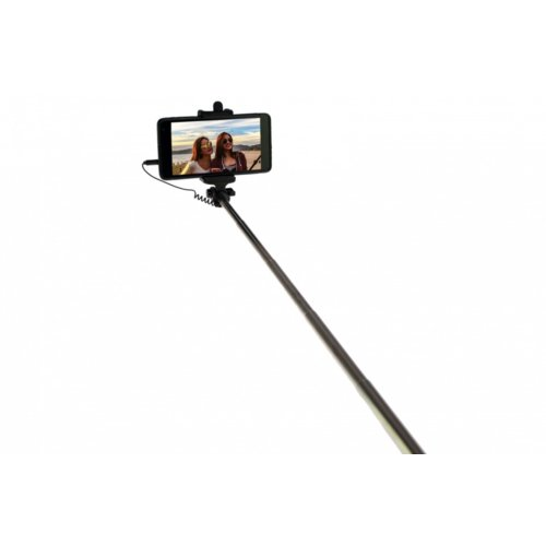 Monopod do robienia zdjęć Media-Tech MT5508K SELFIE STICK CABLE