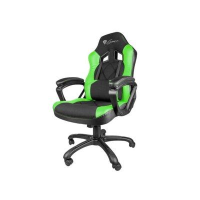 Fotel dla gracza Genesis Nitro330 czarno-zielony