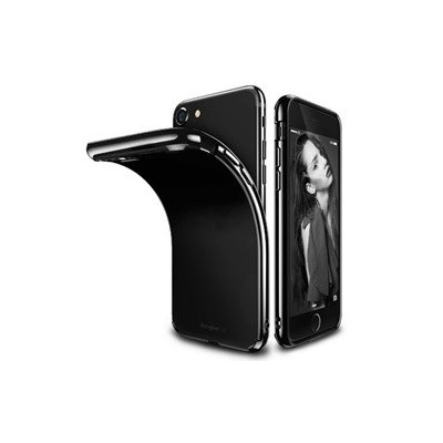 Ringke Air etui iPhone 7/8 Ink Black + folia gratis