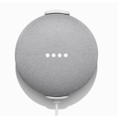 Asystent głosowy Google Home Mini jasny szary
