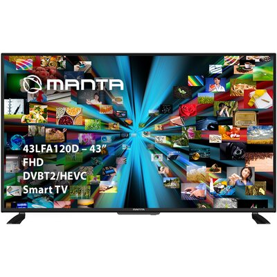 Telewizor Manta 43LFA120D Smart Android 7