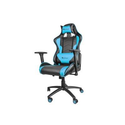 NATEC Fotel dla graczy Genesis Nitro880 Czarny/Niebieski